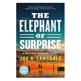 Hap Collins and Leonard Pine Series #12: The Elephant of Surprise