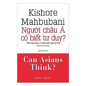 Sách - Người châu Á có biết tư duy?