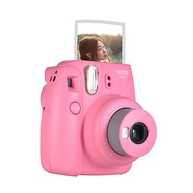 Máy Ảnh Selfie Lấy Liền Fujifilm Instax Mini 9 + 2 Pin LR6AA