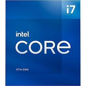 Bộ vi xử lý CPU Intel Core i7 - 11700F thế hệ 11 - Hàng Chính Hãng