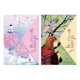 Combo Sách 15 Bức Thư Gửi Tuổi Thanh Xuân (2 Cuốn)