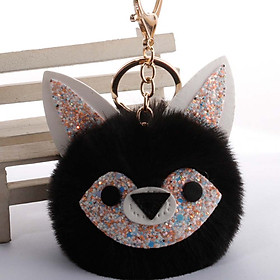 Keychain Keyrings Cute Fox Ornaments Cartoon Gifts