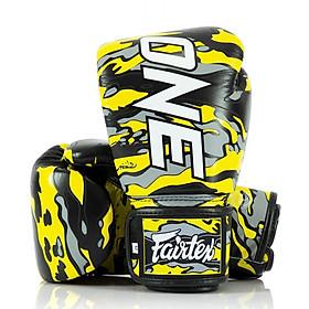 Găng tay Boxing Fairtex ONE X Mr.Sabotage