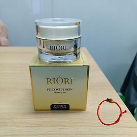 Kem tái tạo da Riori Recover Skin 30g - Tặng Kèm Vòng Tay Phong Thủy May Mắn
