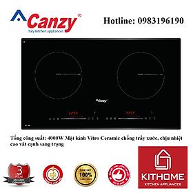 Bếp điện từ cao cấp Canzy CZ 06I - Hàng Chính Hãng