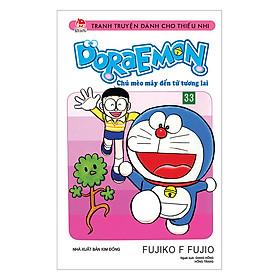 Doraemon - Chú Mèo Máy Đến Từ Tương Lai Tập 33 (Tái Bản 2019)