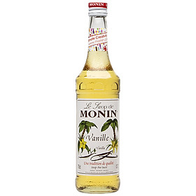 Syrup Monin Vanilla 700ml