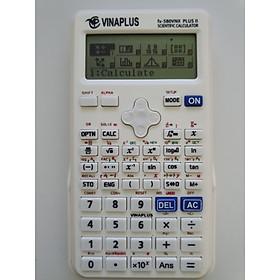 Máy tính khoa học VINAPLUS fx-580VNX PLUS II White