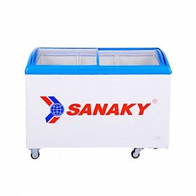 Tủ Đông Mặt Kính Cong Sanaky VH-482K (480L) - Hàng Chính Hãng
