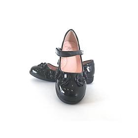 Giày bupbe bé gái Crown UK School Shoes CB3023