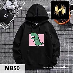 ( Best seller) Áo hoodie hình độc lạ unisex nhiêu mẫu có bigsize