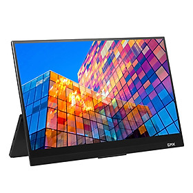 GMK KD1 14inch Monitor 4K Portable Touchscreen Monitor with 3840*2160 Resolution 10-point Touch Capacitive Touch Screen