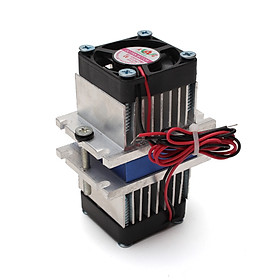 DIY kits Thermoelectric Peltier Refrigeration Cooling System