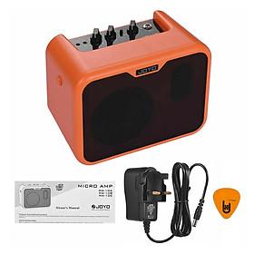 Ampli Khuếch Đại Âm Thanh Cho Đàn Guitar Acoustic Và Nhạc Cụ Mộc Acoustic JOYO MA-10A (Loa Amplifier 10W) - Kèm Móng Gảy DreamMaker