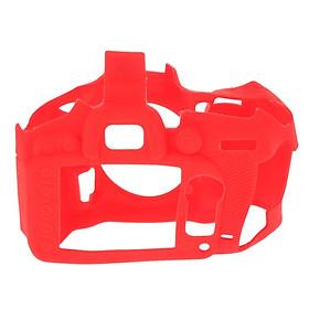 Camera Body Housing Case, Silicone Camera Case Cover Detachable Protective for Nikon D7200/D7100