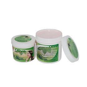 Dầu hấp dưỡng tóc LK tinh chất trái Oliu 500ml - 1000ml (Olive Repair Hair Treatment)-3