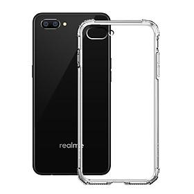 Ốp Lưng Chống Sốc cho điện thoại Realme C1 - Dẻo Trong - Hàng Chính Hãng