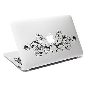 Mẫu Dán Decal Macbook - Nghệ Thuật Mac 27 cỡ 13 inch