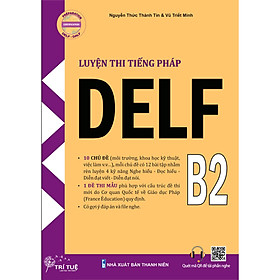 Luyện thi tiếng Pháp - DELF B2