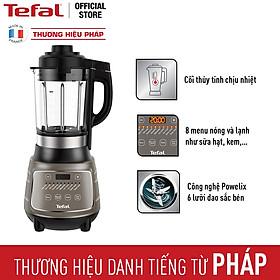 Máy xay sinh tố và làm sữa hạt đa năng Tefal BL967B66- - 1300W - Lưỡi dao với công nghệ Powelix - Hàng chính hãng