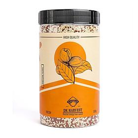 Hạt diêm mạch 3 màu (đỏ + trắng + đen) DK HARVEST Mixed Quinoa - hàng nhập khẩu Úc