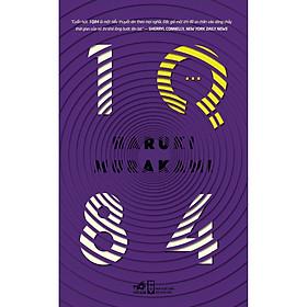 Combo 2 cuốn sách: 1Q84 tập 3   + Ăn, cầu nguyện, yêu