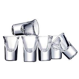 Bộ 12 Ly Rượu Thủy Tinh Shot Camdaco (45ml)