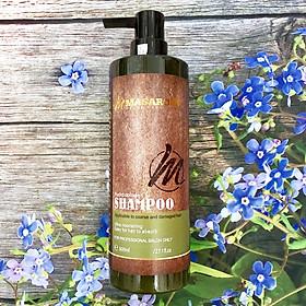 Dầu gội Masaroni Rich Biotin Hydro Collagen Shampoo phục hồi siêu mượt tóc Canada 800ml