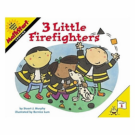 Mathstart L1: 3 Little Firefighters