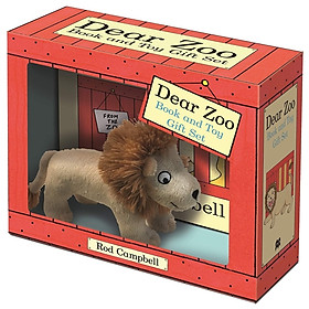 Dear Zoo Book And Toy Gift Set: Lion (Book & Toy Gift Set)