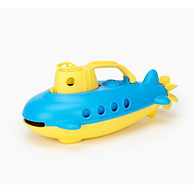 Đồ chơi tàu ngầm Green Toys cho bé từ 6 tháng - Cabin vàng