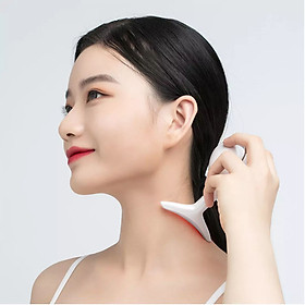 Máy massage làm đẹp cổ Xiaomi Youpin WellSkins Chăm sóc cổ bằng thiết bị di động