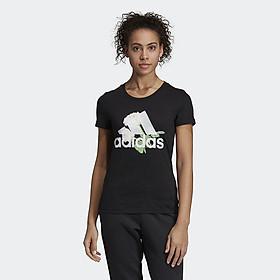 Áo Thun Thể Thao Nữ Adidas App W Mh Flower Tee 050719