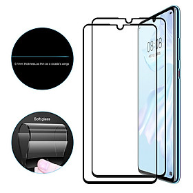 2PCS 0.1MM Explosion Proof Screen Protect Film Tempered Glass For HUAWEI P30