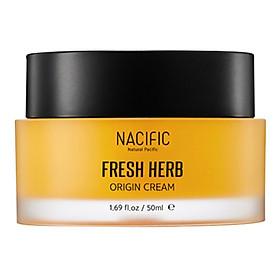 Kem Dưỡng Trắng NACIFIC Fresh Herb Origin Cream 50ml