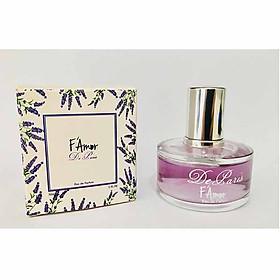 Nước hoa nữ cao cấp De Paris F'Amor ( 30ml )