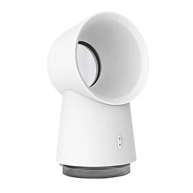 Xiaomi MI 3-in-1 Bladeless Cooling Fan 1L Mini Desktop Humidifier With LED Light Home Office
