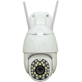 Camera ip Wifi Yoosee Ngoài Trời 26 Led Chuẩn 1080P, Mẫu mới 2021- Hàng Nhập Khẩu