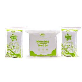 Bộ 3 sản phẩm khăn khô Mipbi cao cấp