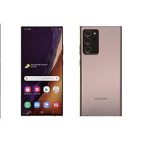 Điện Thoại Samsung Galaxy Note 20 Ultra 5G (12GB/256GB) - ĐÃ KÍCH HOẠT BẢO HÀNH ĐIỆN TỬ - Hàng Chính Hãng