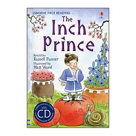 The Inch Prince with CD
