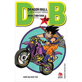 Sách - Dragon ball - 7 viên ngọc rồng (tập 14)