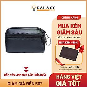 Ví Móc Khóa Nam Nữ Để Tiền Lẻ Thẻ Xe Giấy Tờ Nhỏ Gọn Tiện Lợi Galaxy Store (6.5x10.5 cm)