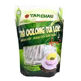Trà Oolong túi lọc Tâm Châu 250gr (100 túi lọc)