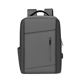 Balo Thông Minh Đa Năng Siêu Cấp Dung Lượng Lớn Sạc USB Tiện Lợi - Balo Doanh Nhân Business Backpack - B.Y001