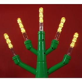 Bộ 2 bóng đèn led trang trí hình T185, đèn trang trí độc đáo hàng chính hãng