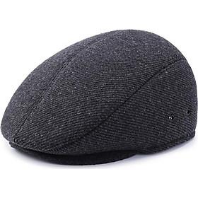 Mũ nồi - Nón mùa đông trơn mịn ấm áp