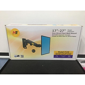 Giá treo LCD NB F120 17 - 27 inch - hàng nhập khẩu
