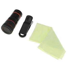 Clip-on Phone Camera Lens Wide Angle 8X18