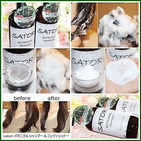 Sản phẩm gội xả botanical (dầu gội botanical, dầu xả botanical)-2